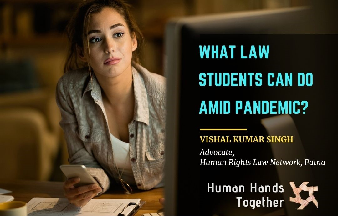WHAT LAW STUDENTS CAN DO AMID PANDEMIC?