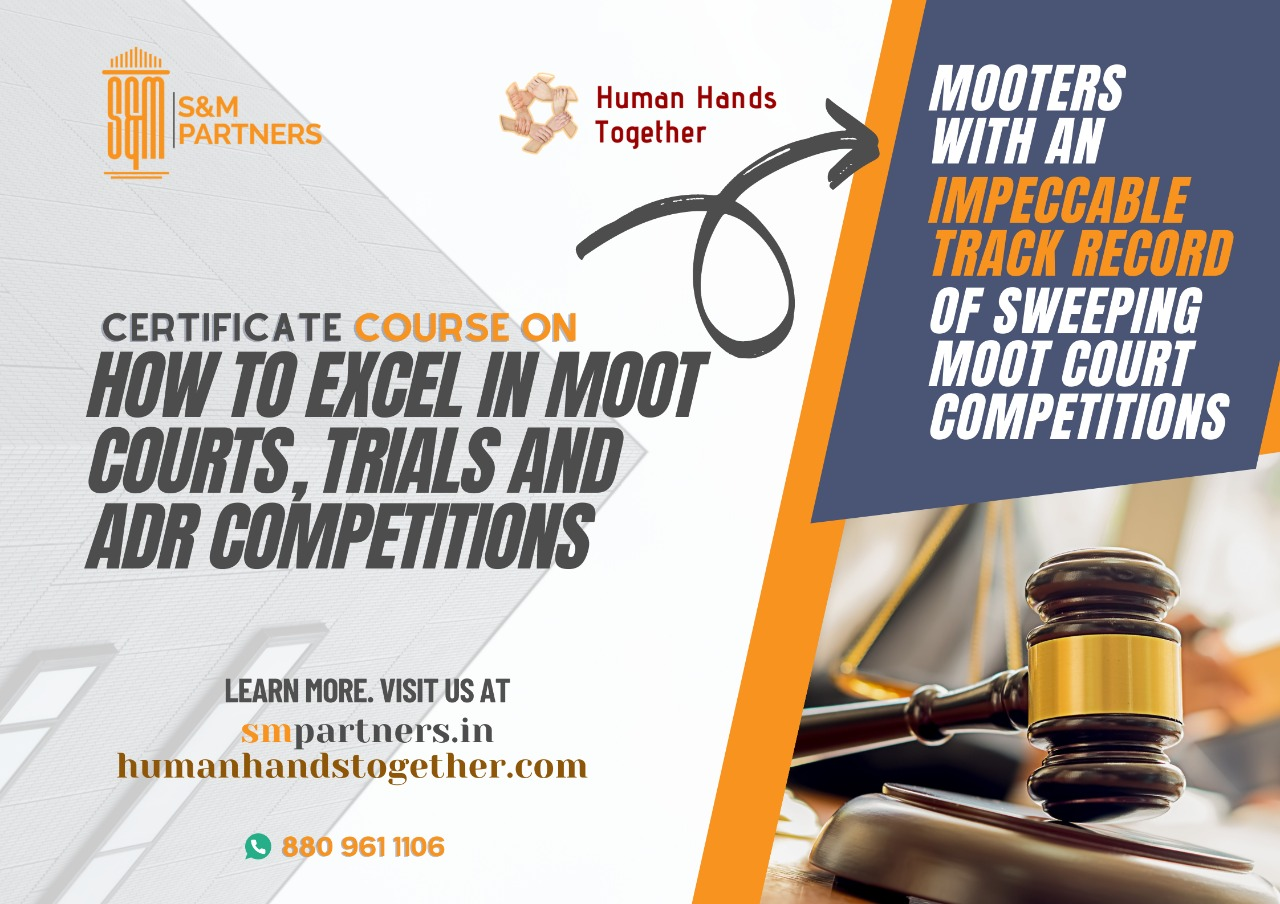 Course on Mooting