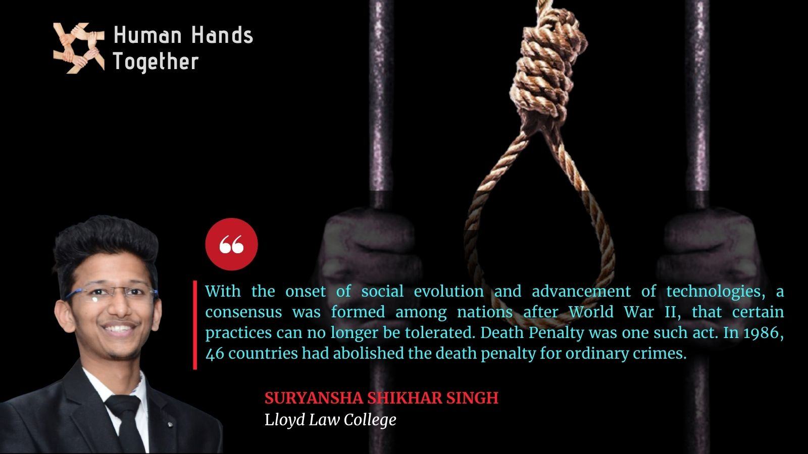DEATH PENALTY AND HUMAN RIGHTS