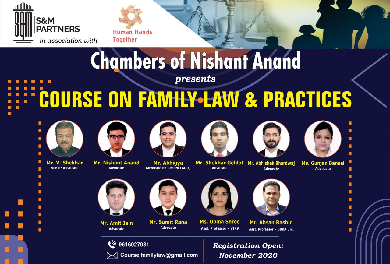 FAMILY LAW & PRACTICES